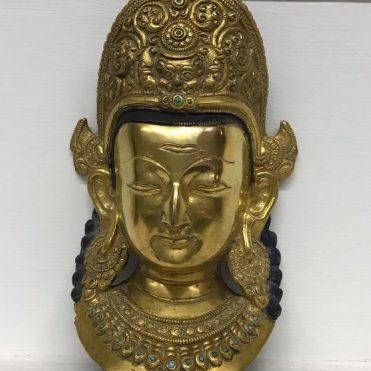 Exquisite Buddha's head