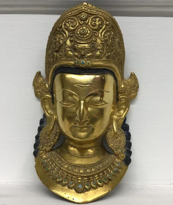Exquisite Buddha's head